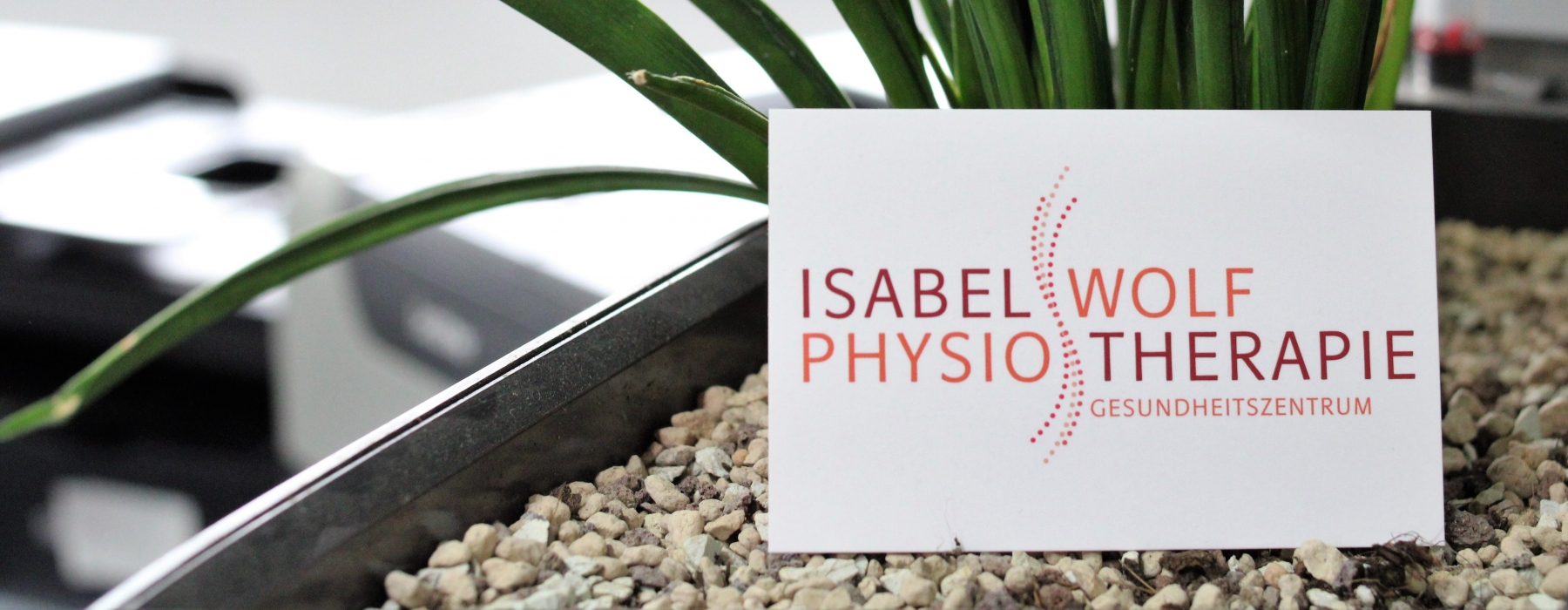 Physiotherapie Isabel Wolf Ludwigsfelde